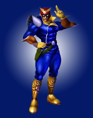 Captain Falcon large image.