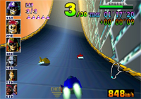F-Zero X screenshot